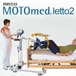 Ποδήλατο για κλινήρεις ασθενείς άνω-κάτω άκρων Motomed Letto 2